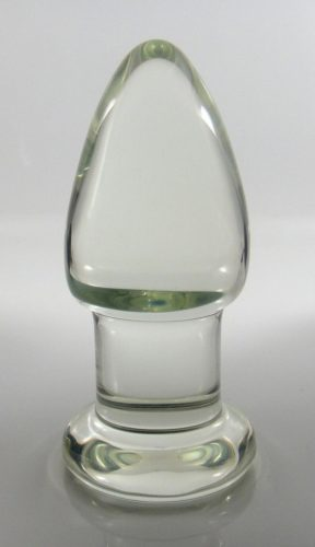 huge prostate toy glass